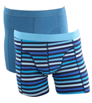 Bjorn Borg Boxershorts 2-pack Blue Stripes