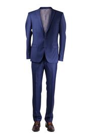 Blauw Kostuum Evans