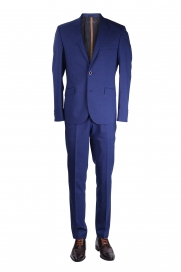 Blauw Kostuum Joplin