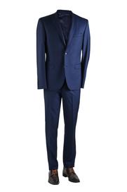 Blauw Kostuum Napol