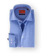 Blauw Overhemd Slim Fit 52-02