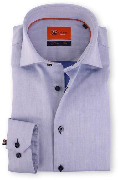 Blau Hemd Widespread Herring 52-15