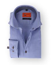 Blauw Sleeve 7 Overhemd 110-2