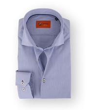 Blauw Streep Overhemd 62
