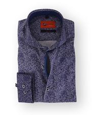 Bloemetjes Overhemd Slim Fit 112-03