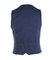 Detail Blue Industry Casual Gilet Navy