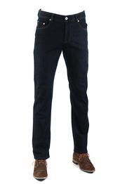 Brax Cooper Jeans Broek Donkerblauw