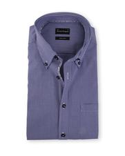 Bruun & Stengade Overhemd Blauwe Ruit