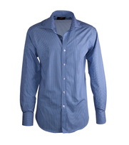 Casual Overhemd Blue Dessin