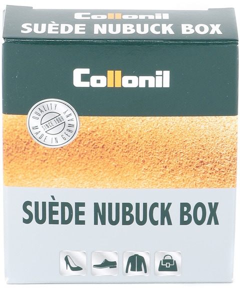 Collonil Suede Leather Nubuk Box