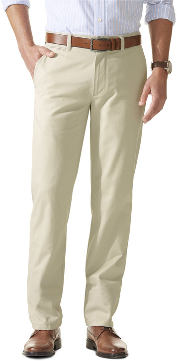 Dockers D1 Pants Beige Slim