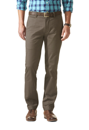 Dockers D1 Slim Trousers Dark Pebble