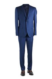 Donkerblauw Kostuum Polman