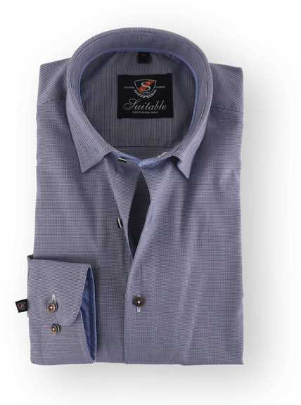 Dark Blue Shirt PDP 105-10