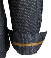 Detail Dstrezzed Overhemd Donkergroen Print