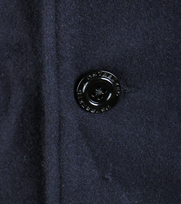 Detail Dstrezzed Winterjas Caban Wol Melange