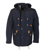 Duck And Cover Zomerjas Hopkins Blue Black
