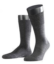 Falke Airport PLUS Socks Asphalt 3080