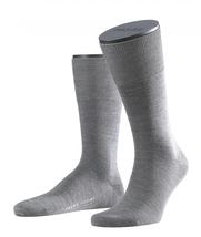 Falke Airport Sok Grey 3070