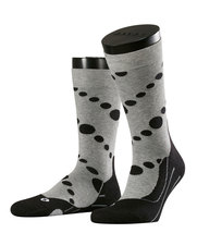 Falke Sok RU Dotty Black/Grey