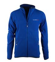 Fleece Vest Tenson Blauw