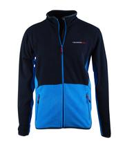 Fleece Vest Tenson Donkerblauw