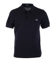 Detail Fred Perry Polo Basic Navy