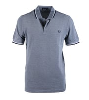 Fred Perry Polo Carbon Blue