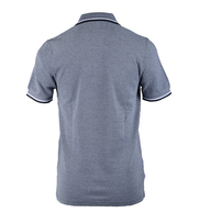 Detail Fred Perry Polo Carbon Blue