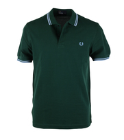 Fred Perry Polo Groen Slim Fit A56