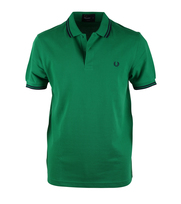 Fred Perry Polo Island Green Slim Fit C92
