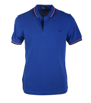 Fred Perry Polo Regal Blue D10