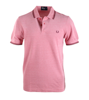 Fred Perry Polo Washed Oxford Slim Fit B43
