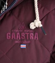 Detail Gaastra Charter Winterjas Bordeaux