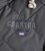 Detail Gaastra Charter Winterjas Grijs