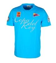 Gaastra T-shirt Copa Del Rey Aqua