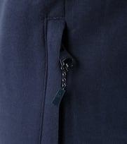 Detail Gaastra Vest Cruiser Donkerblauw