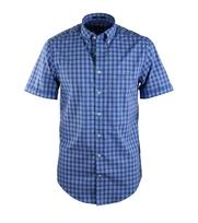 Gant Overhemd Blue Check