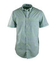 Gant Overhemd Green Check