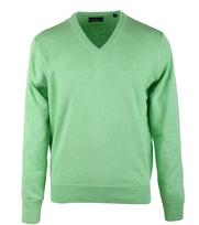 Gant Pullover V-neck Green