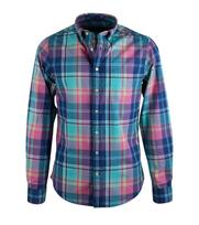 Gant Shirt Backspin Madras