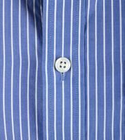Detail Gant Shirt Blue Stripe