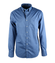 Gant Shirt Nightfall Blue