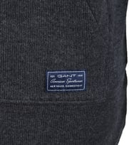 Detail Gant Vest Antraciet