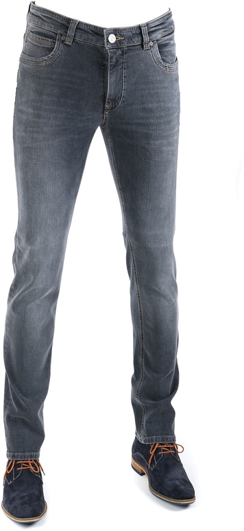 Gardeur Batu Stretch Jeans Grey