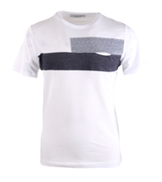 Hamaki-Ho T-shirt Wit Dessin