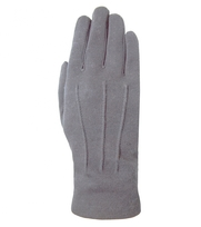 Laimbock Grau Handschuhe