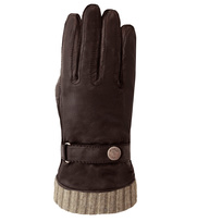 Laimböck Fremont Handschuhe Braun