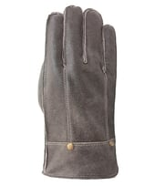 Laimbock Handschoen Leer Grey Antique