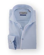 Ledub Overhemd Blue Twill